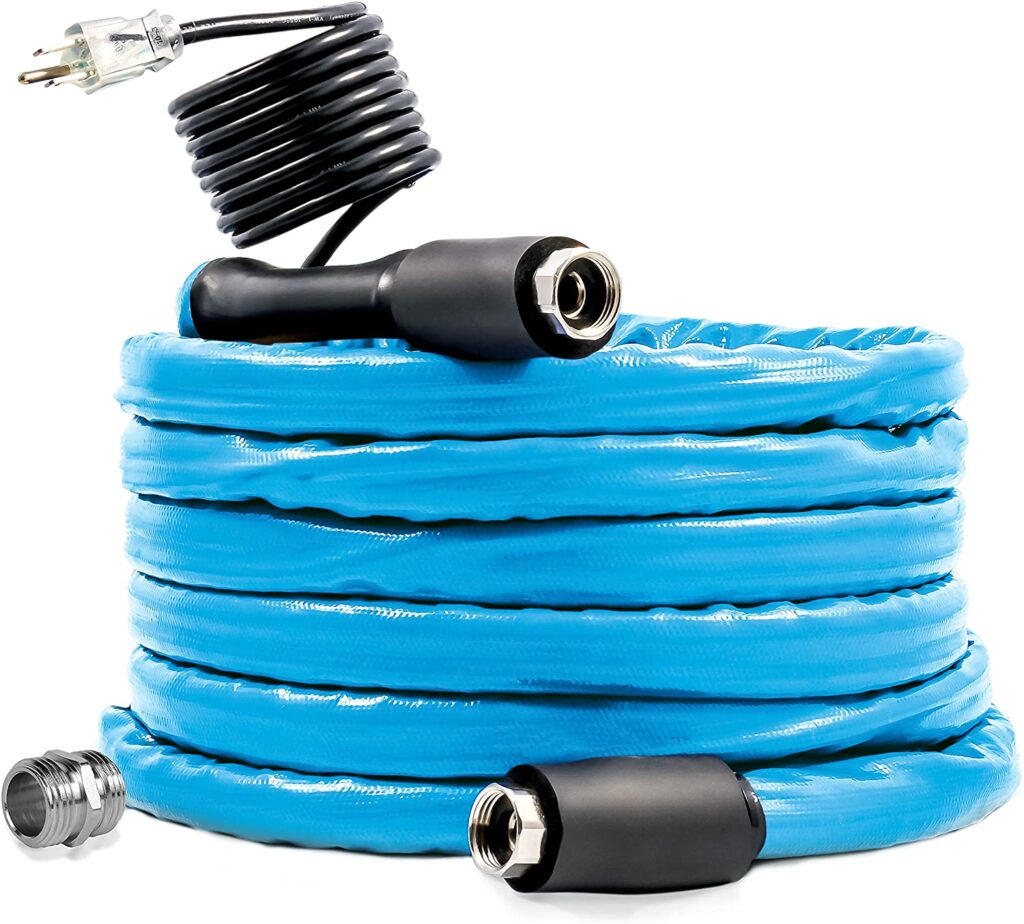 Do I Need a Heated Water Hose for My RV?