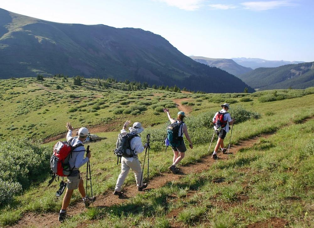 Best Beginner Backpacking Trips in Colorado