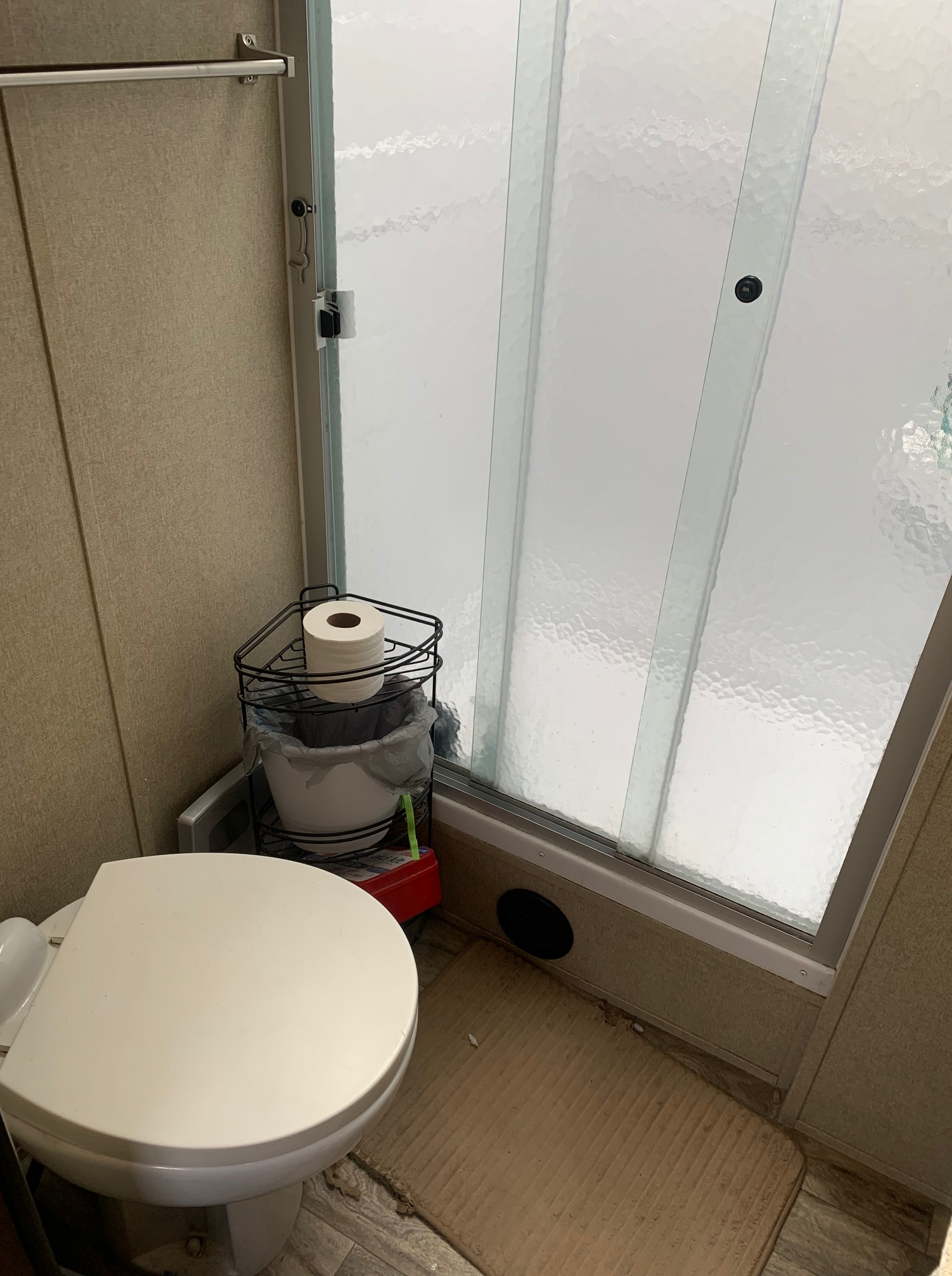 Can You Use the Bathroom in an RV While Driving