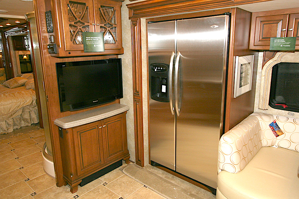 How To Keep Your RV Fridge Cold While Traveling
