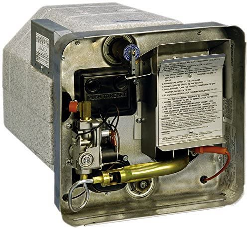 Suburban Gas and Electric water Heater