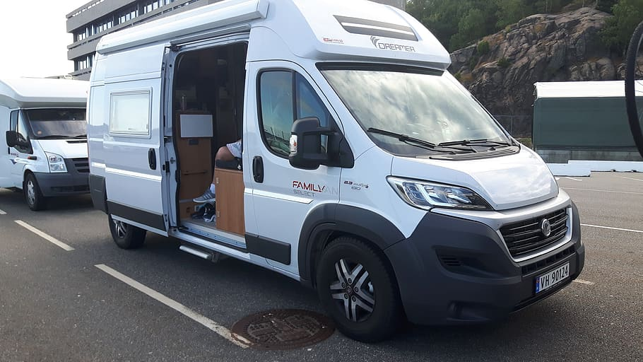 class B motorhomes are considered RVs, motorhomes, vans, and campervans