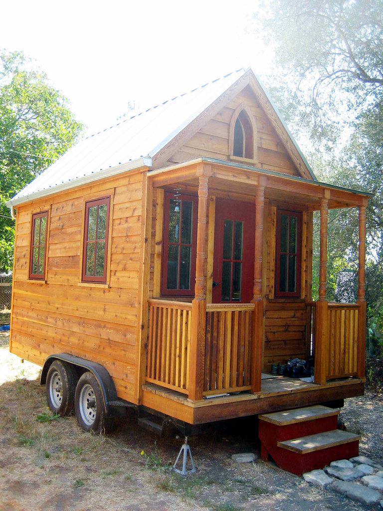 Is a Tiny House is different from an RV, motorhome or camper   but is it Considered an RV?
