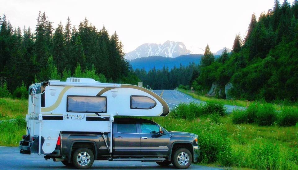 What's the Difference Between a Truck camper Motorhome RV and a Camper?