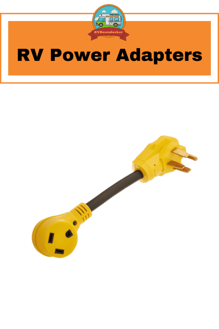 essential rv power adapters to change amp