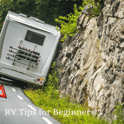rv newbie tips for beginners