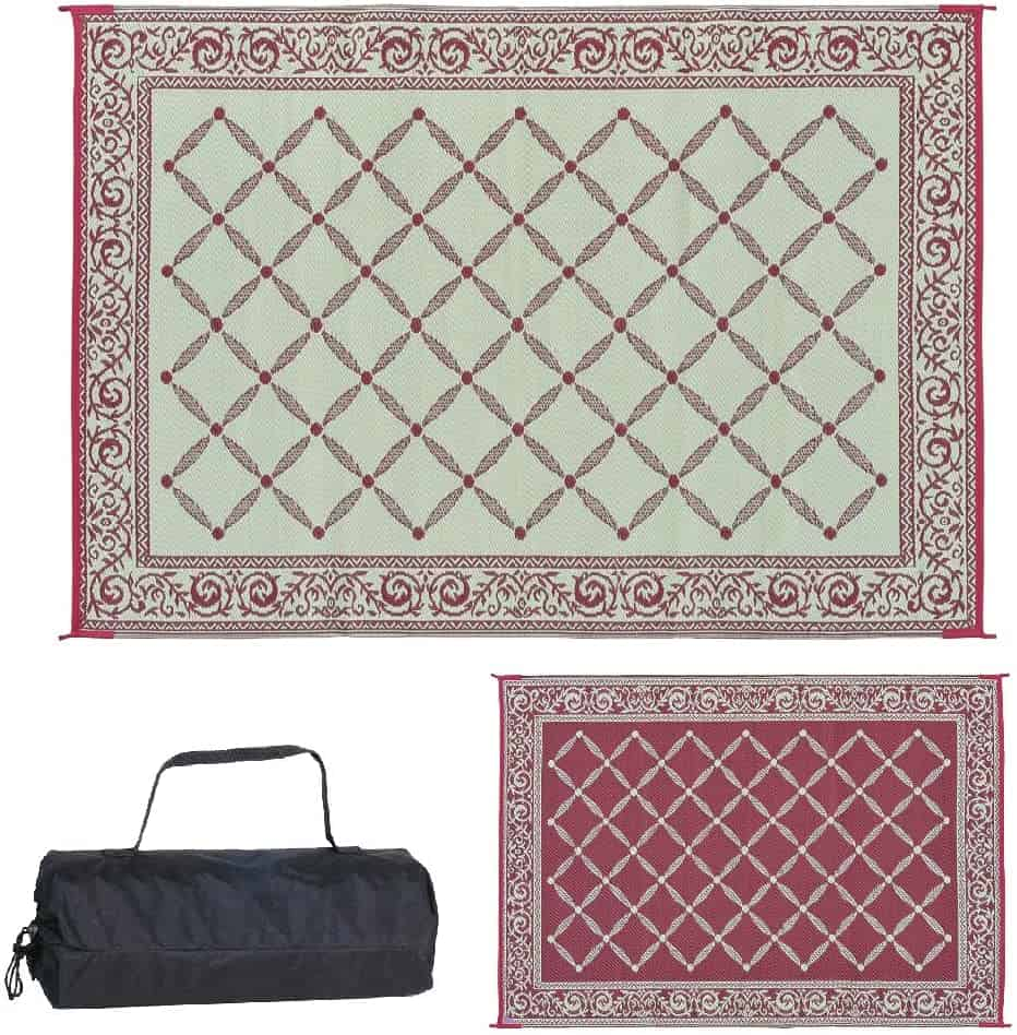19 best rv patio mats reviewed and