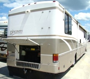 RV Exterior Body Panels 1999 FLEETWOOD DISCOVERY USED PARTS FOR SALE Fleetwood Motorhome Parts