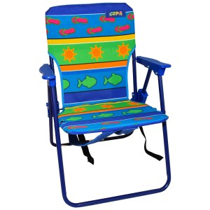 kids backpack beach chair