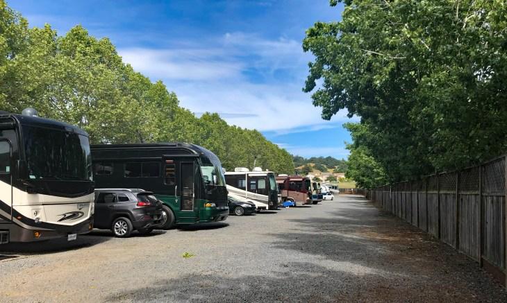 Sonoma County Fair RV Park