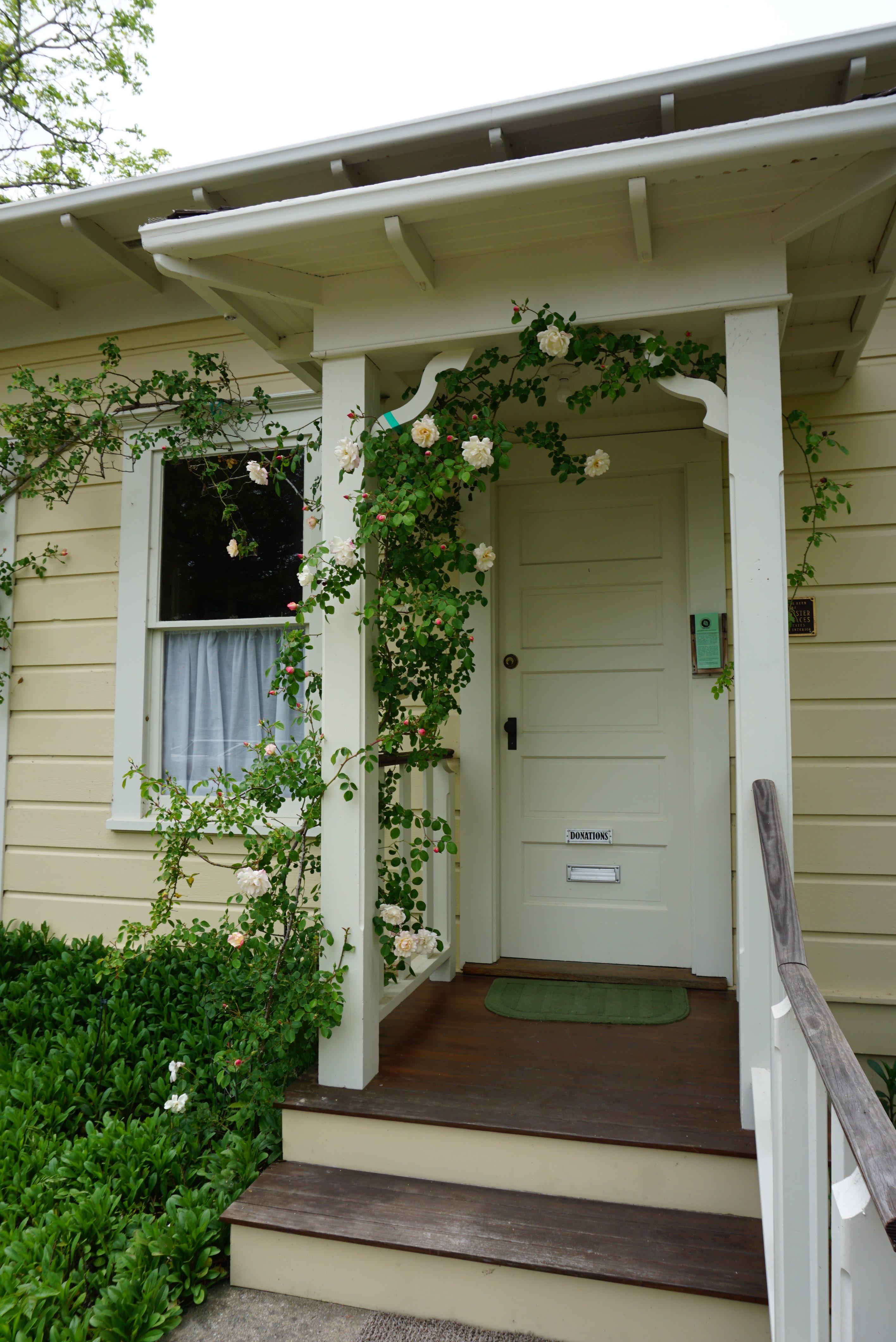 Luther Burbank house, Sebastopol, California