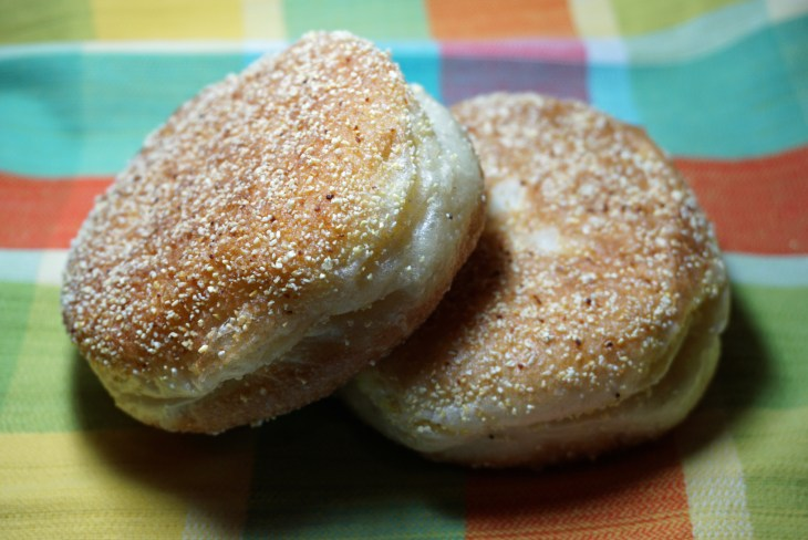 English muffins from Model Bakery in St. Helena