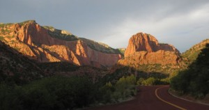 Kolob Canyon, near RVIS, Inc. headquarters