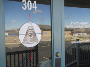 Entrance to RVIS, Inc.'s new Cedar City, Utah office and training space