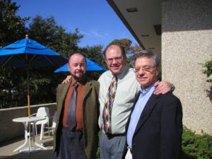 Ingo Swann, Paul H. Smith, and Hal Puthoff together