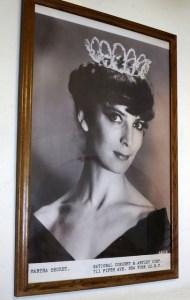 A photo of Marta Becket