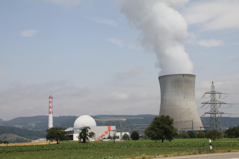 Target 201208520 is the Leibstadt Nuclear Power Plant in Leibstadt, Switzerland