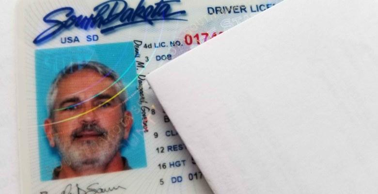 drivers license south dakota requirements