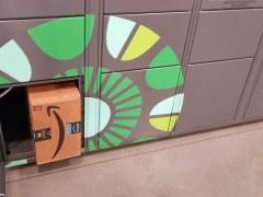 Amazon Lockers
