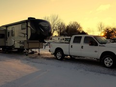 Brad Saum RV Fifth Wheel fulltime