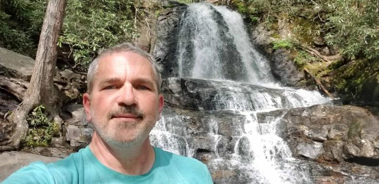 Laurel Falls in the Smokies