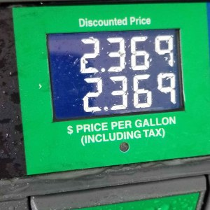save money on gas prices