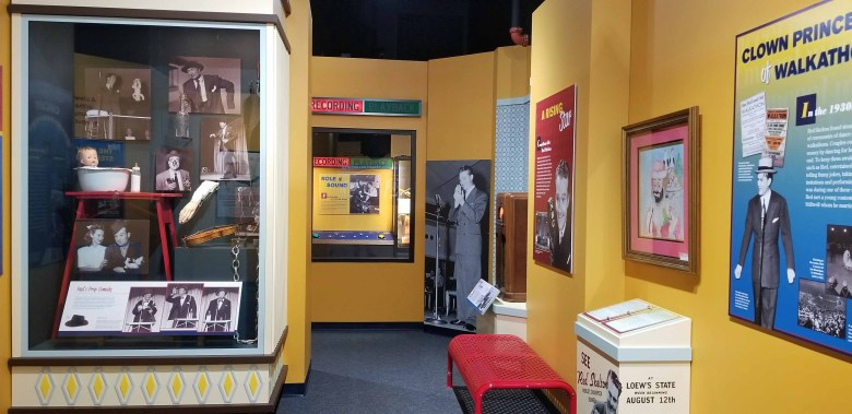The Red Skelton Museum of American Comedy is a fun and interactive environment with numerous hands-on exhibits.
