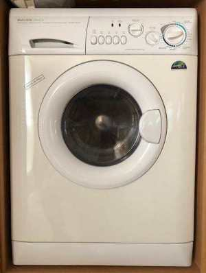 Our Splendide RV washer and dryer combo