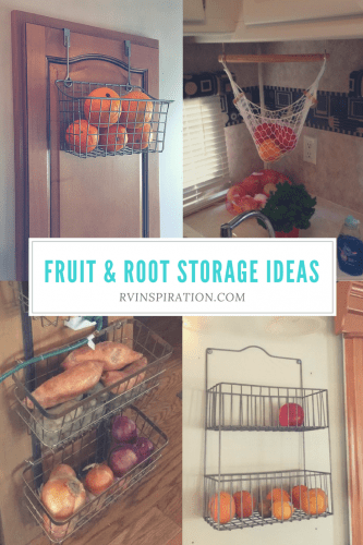 8 Fruit And Root Vegetable Storage Ideas Rv Inspiration