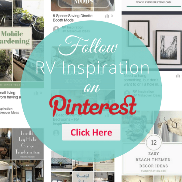 Follow RV Inspiration on Pinterest