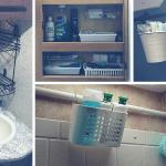 Rv Bathroom Storage Organization Ideas And Accessories Rv Inspiration