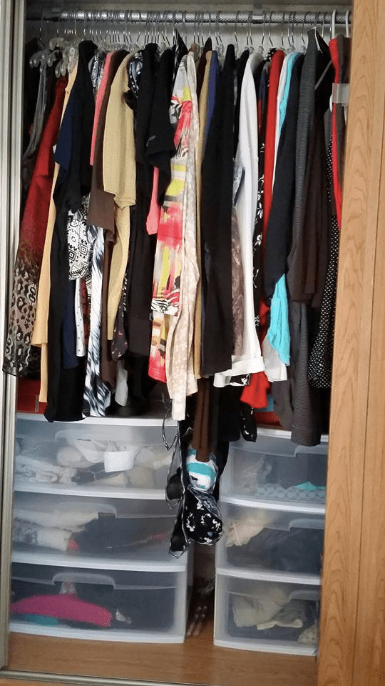 15 Clothes Storage Amp Closet Organization Ideas Rv