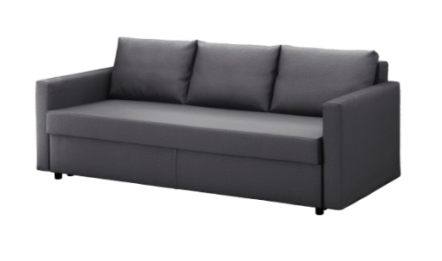 Sleeper sofa - Best RV furniture - sofas or couches for motorhomes, campers, and travel trailers