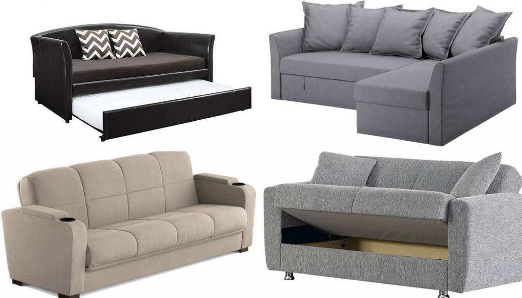11 space saving sleeper sofas