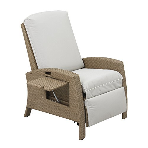 Outdoor recliner with folding side table - Best chairs for motorhomes c&ers and travel  sc 1 st  RV Inspiration & These Chairs Would Be Great in a Camper | Furniture for RVs | RV ... islam-shia.org
