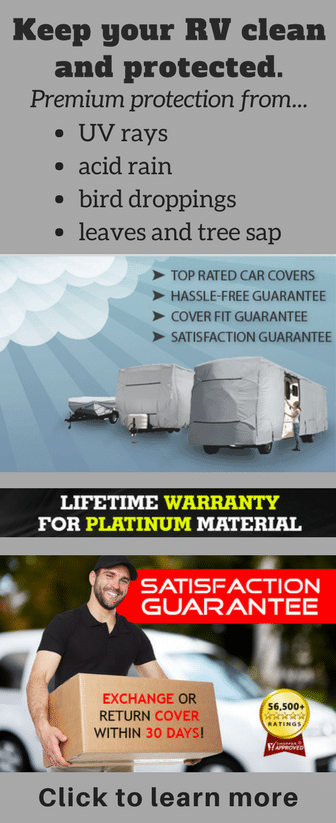 Premium RV covers