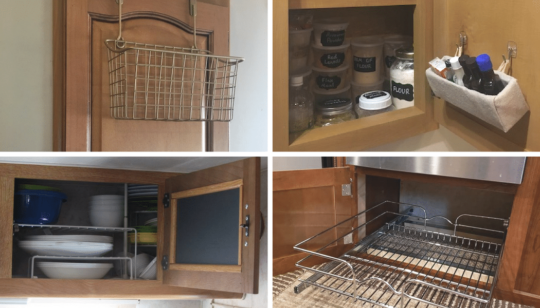 Clever ways to maximize kitchen storage space. Here are some ways you can maximize the & RV Inspiration | Storage u0026 Organization Ideas for Campers u0026 Motorhomes
