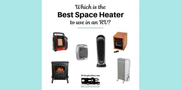 Best portable heater for RV
