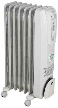 An oil filled heater is one of the best portable heaters for RVs.