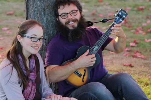 Ross and Jamie Feinberg, musicians and virtual music teachers