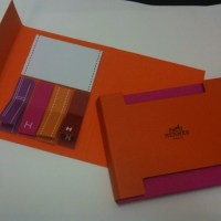 hermes post-its!