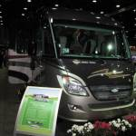"""Winnebago Exhibits the """"New"""" Itasca Ellipse Forty Two Footer in Louisville"""