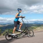 World's First Elliptical Bicycle Provides a Fun, Low-Impact Outdoor Workout