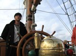 Sailing on the Tall Ships