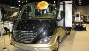 Navistar and Workhorse Display 3 Chassis Products, MaxxForce