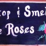 The Healthy Traveler: Stop to Smell the Roses