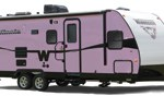 Minnie Trailer Now Offered in Pink