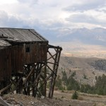 A Drive through Mining History