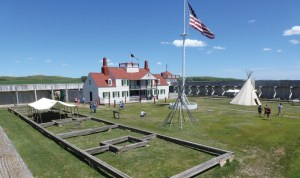 Fort Union Trading Post National Historic Site.