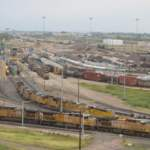Get a Panoramic View of the World's Largest Train Yard